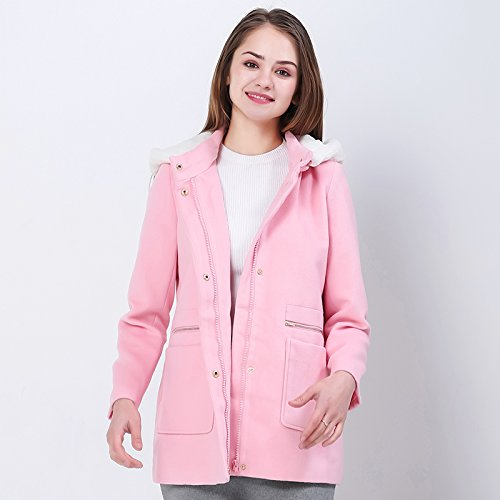 Joker With Pink Reduction Xuanku Sweet Age A Jacket Windbreaker Lady 7C5qx4d