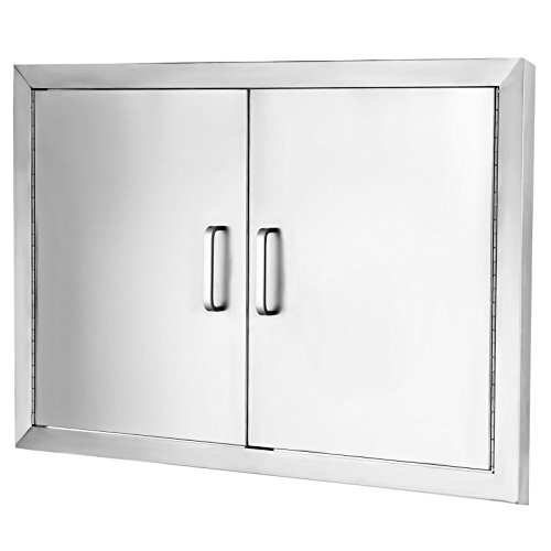 - VEVOR Access Door 304 Stainless Steel BBQ Doors 31