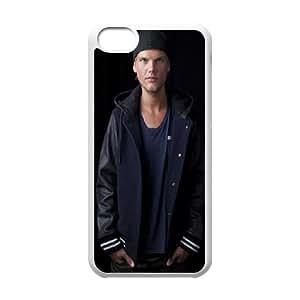 iPhone 5c Cell Phone Case White Avicii E7P0XW