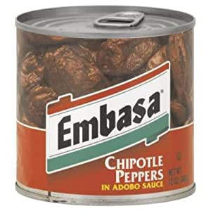 EMBASA PEPPER CHIPOTLE, 12 OZ