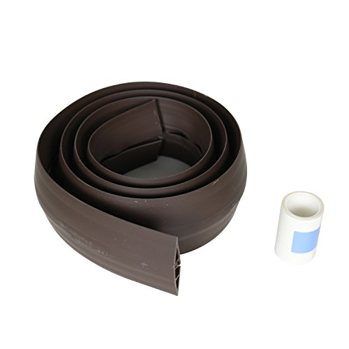 legrand wiremold cdb 5 corduct overfloor cord protector rubber duct floor cord cover brown. Black Bedroom Furniture Sets. Home Design Ideas