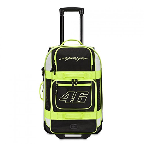 Valentino Rossi VR46 Moto GP Ogio Layover Travel Bag Official 2016 by Valentino Rossi