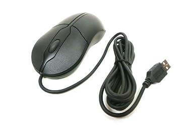 Dell XN966 - Ratón óptico (conector USB), color negro: Amazon.es: Informática