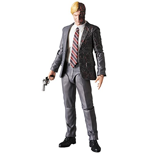 Medicom The Dark Knight: Harvey Dent Maf Ex Action -