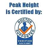 1 Grow Taller Height Pill Supplement-Peak Height