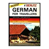 img - for Berlitz German for Travellers by Berlitz Editors Staff (1980-08-01) book / textbook / text book