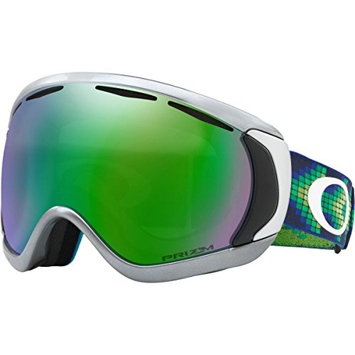 Oakley Canopy Snow Goggles, Turntable Green, - Oakley Goggles Green