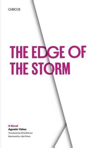 The Edge of the Storm: A Novel (Texas Pan American)