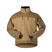 5.11 Tactical Series Men's Chameleon Softshell Jacket, Dark Earth, Small