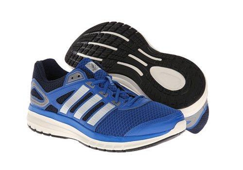 Adidas Performance Mens Duramo 6 M Scarpa Da Corsa Blu Beauty / Argento Opaco / Running White