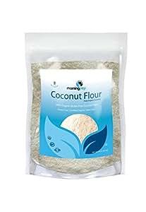 Morning Pep 100 Percent Organic Coconut Flour, 4 Pound