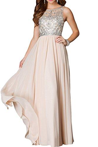 """rotondo Bete vestito un'ampia Donna colletto Champagne sera da linea Elegant Ivydressing""""sassi dell'abito A BqzwE8q"""