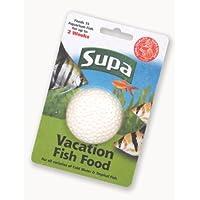 Supa Vacation 2 week Holiday Fish Food Block 25g