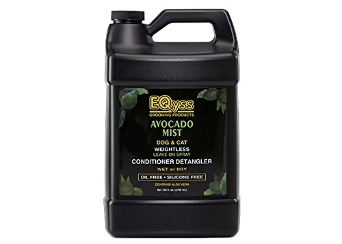 EQyss Avocado Mist Pet Conditioner Spray 128 oz