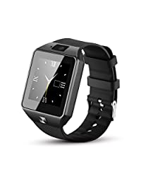 Fantime Bluetooth Smart Watch Support SIM and TF card for Samsung Android Smartphones