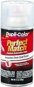 Dupli-Color EBCL01257 Clear Perfect Match Automotive Top Coat - 8 oz. Aerosol