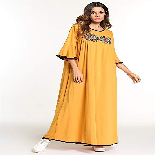 Musulmana Formato Di Donna dimensione Arabo Melodycp Abito Grande Xxxxl npqwIgYg