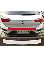 is-tuning idealnie dopasowana do VW T-ROC od 2017 folia ochronna do lakieru ochrona progu bagażnika przezroczysta