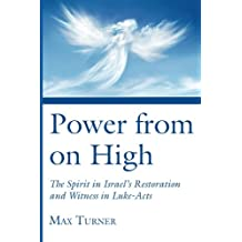 Power from on High: The Spirit in Israel's Restoration and Witness in Luke-Acts