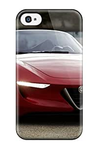 taoyix diy High-quality Durability Case For Iphone 4/4s(alfa Romeo Super Car)