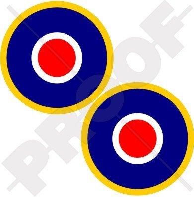 RAF British Royal AirForce Type C1 Aircraft Roundels 3