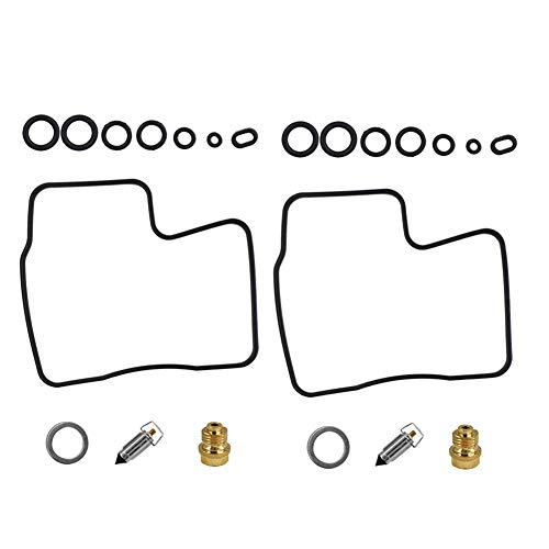 Autoparts 2 Carburetor Repair Kits for Honda VT750 Shadow Ace Deluxe Spirit 98-03