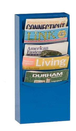 Durham 403-10 Blue Cold Rolled Steel 5 Contour Pocket Ver...