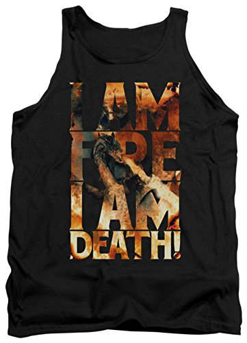 UPC 887806655753, Tank Top: The Hobbit: The Battle of the Five Armies - I Am Fire Size M