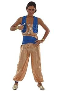 Cesar - Disfraz de Aladino para hombre, talla única (A873-001)