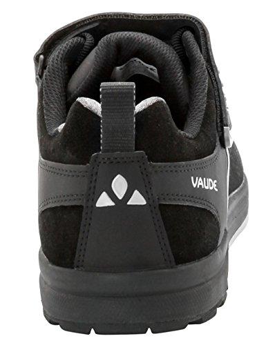 Vaude Unisex-adult Moab Laag Op Fietsschoenen Zwart (zwart)