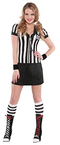Nicely Played Adult Costume - (Cute Referee Costumes For Women)