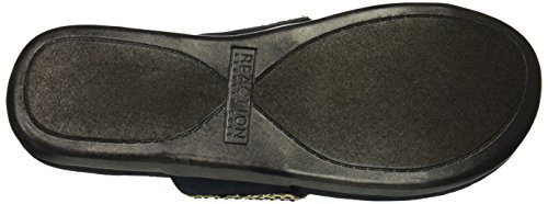 Kenneth Cole Reaction Women's Slim Tricks 2 Toe Ring Flat Sandal Navy KQgxO