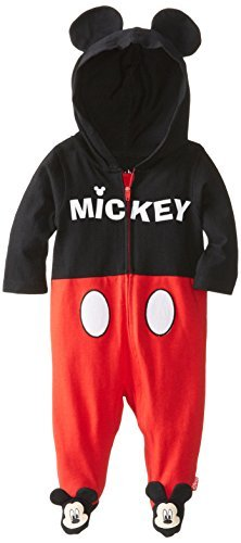bambino cerca il più recente la moda più votata Bambino Baby neonato Disney Mickey Mouse-Tuta con cappuccio ...