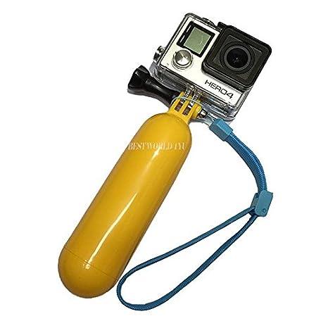 Buceo flotante corcho flotante WocharmTM mano mango correa accesorio flotador muñeca para Gopro Hero 2 3 + Accesorio de montaje: Amazon.es: Electrónica