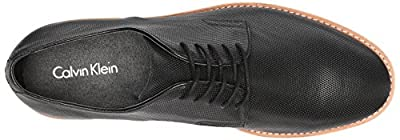 Calvin Klein Men's Agusto Diamond Perf Oxford
