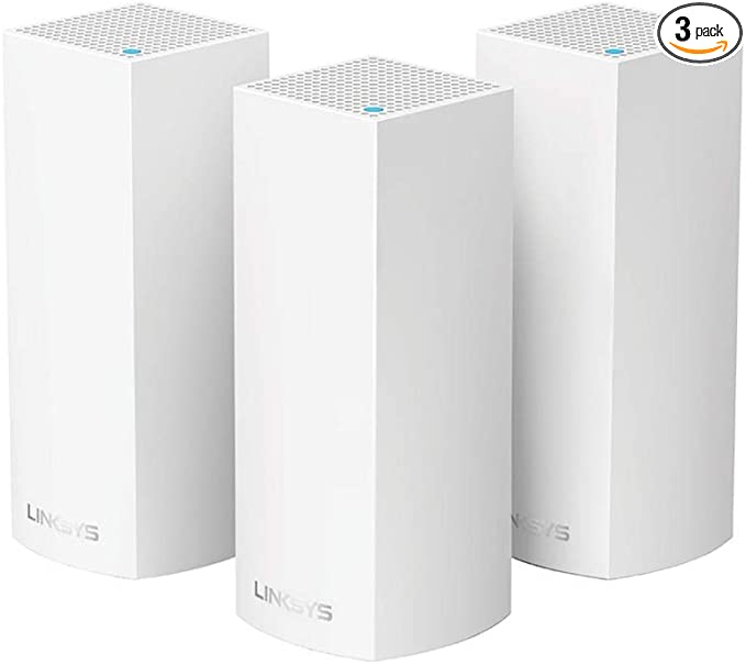 Linksys (WHW0303) Velop Mesh Router System