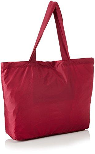 O 'Neill BW Everyday Shopper bolsillos, mujer, Bw everyday shopper, Fluoro Peach, 44 x 40 x 14 cm Vivacious