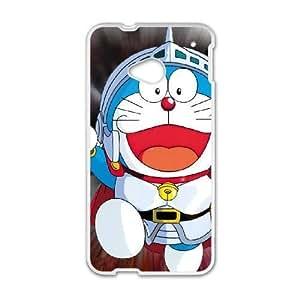 HTC One M7 Phone case White Doraemon QQA8803713