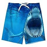 Freshhoodies Boy Kids Quick Dry Upf50+ Swim Trunks