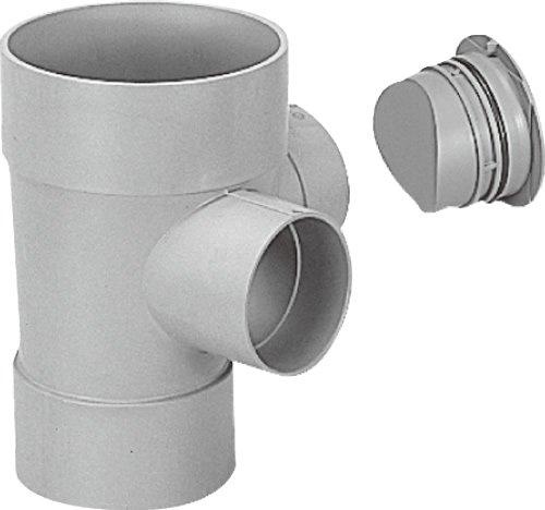 下水道関連製品>ビニマス>M 150-200シリーズ 90度合流ドロップC付(DRY) MC-DRY右150-200 Mコード:41792 前澤化成工業 B079BNKR2M