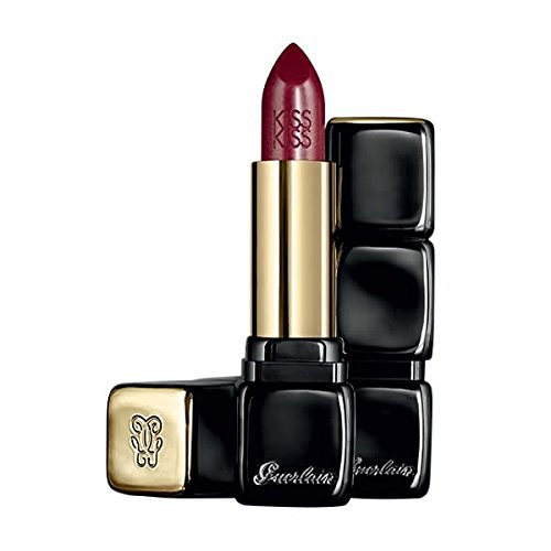 Guerlain Kiss-Kiss Shaping Cream Lip Color Lipstick for Women, No. 362 Cherry Pink, 0.12 (0.12 Ounce Kisskiss Lipstick)