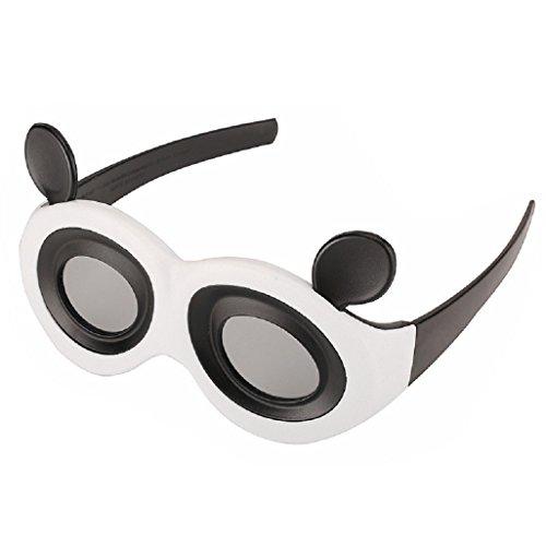 Top Cheer Children's Kung Fu Panda Passive 3D Glasses for - Round Sunglasses Trend 2017