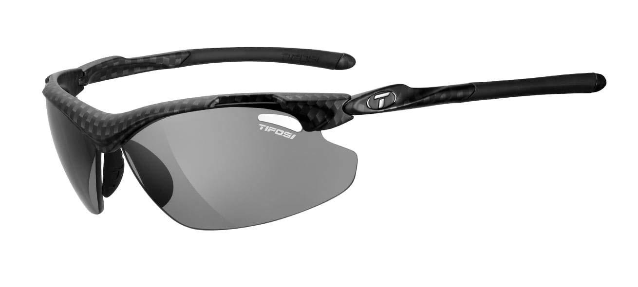 Tifosi Tyrant 2.0 - Gafas de deporte para hombre polarizadas, talla S/M, color gris oscuro: Amazon.es: Deportes y aire libre
