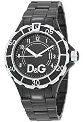 D&G Dolce & Gabbana Women's DW0662 New Anchor Analog Watch