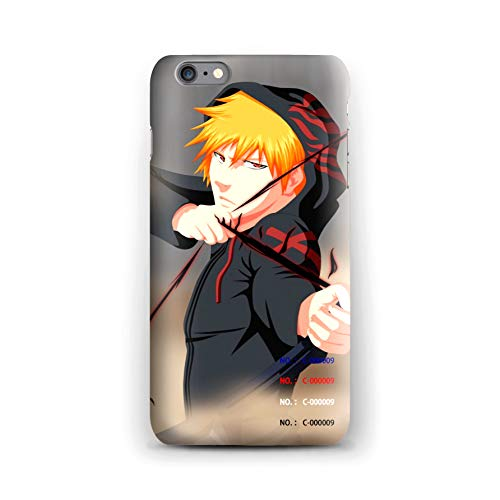 Soft Case for iPhone 6s Plus case with tensa Zangetsu for sale  Delivered anywhere in USA