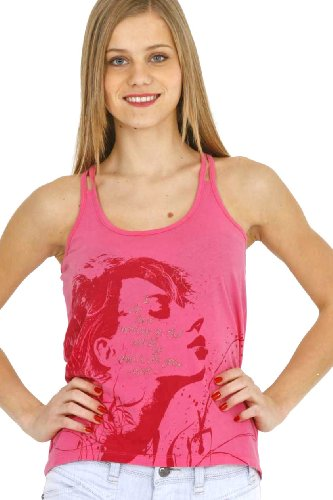 XINT Top (pink)