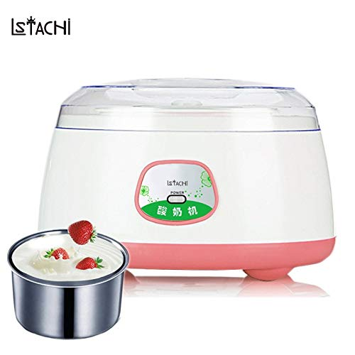 1.2L Full-Automatic Easy Fermentation Constant Temperature Yogurt Rice Wine Maker in Kitchen Appliances