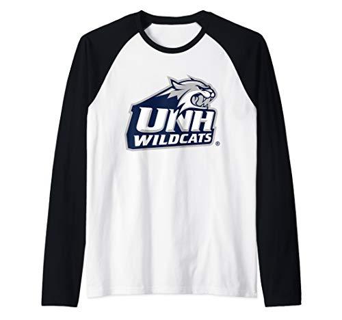 University of New Hampshire UNH Wildcats NCAA PPNHM02 Raglan Baseball -