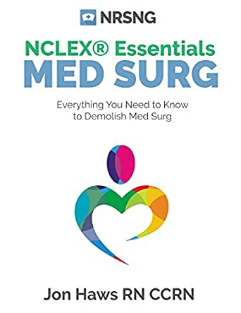 Medsurg nclex essentials critical information for nursing students kindle price 799 fandeluxe Image collections
