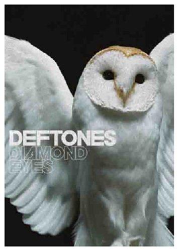 - Flag - Deftones - Owl Diamond Eyes - Fabric Poster - NEW Sealed Licensed